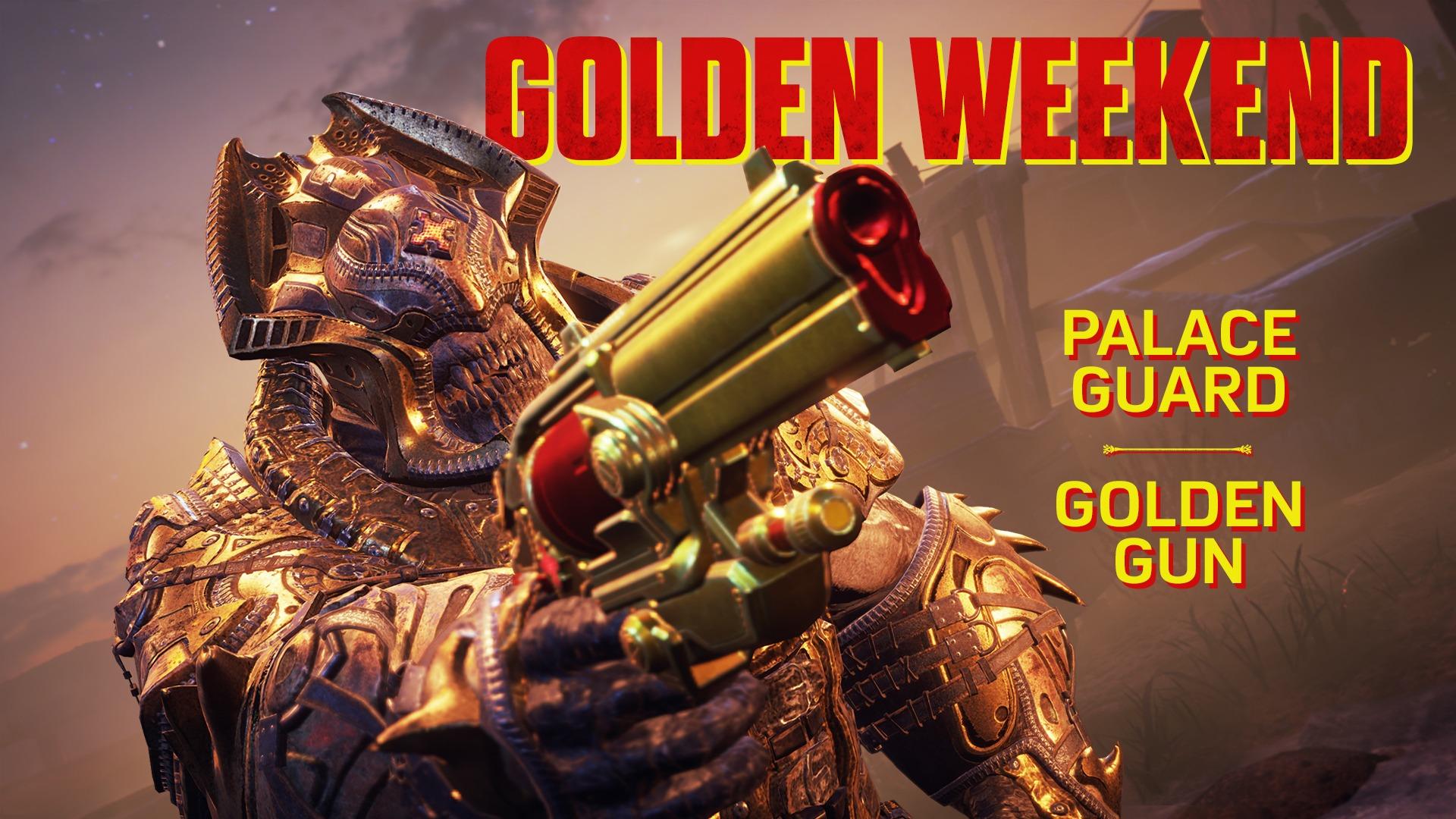 Golden Gun returns, Summer of Gears, skin challenges & more